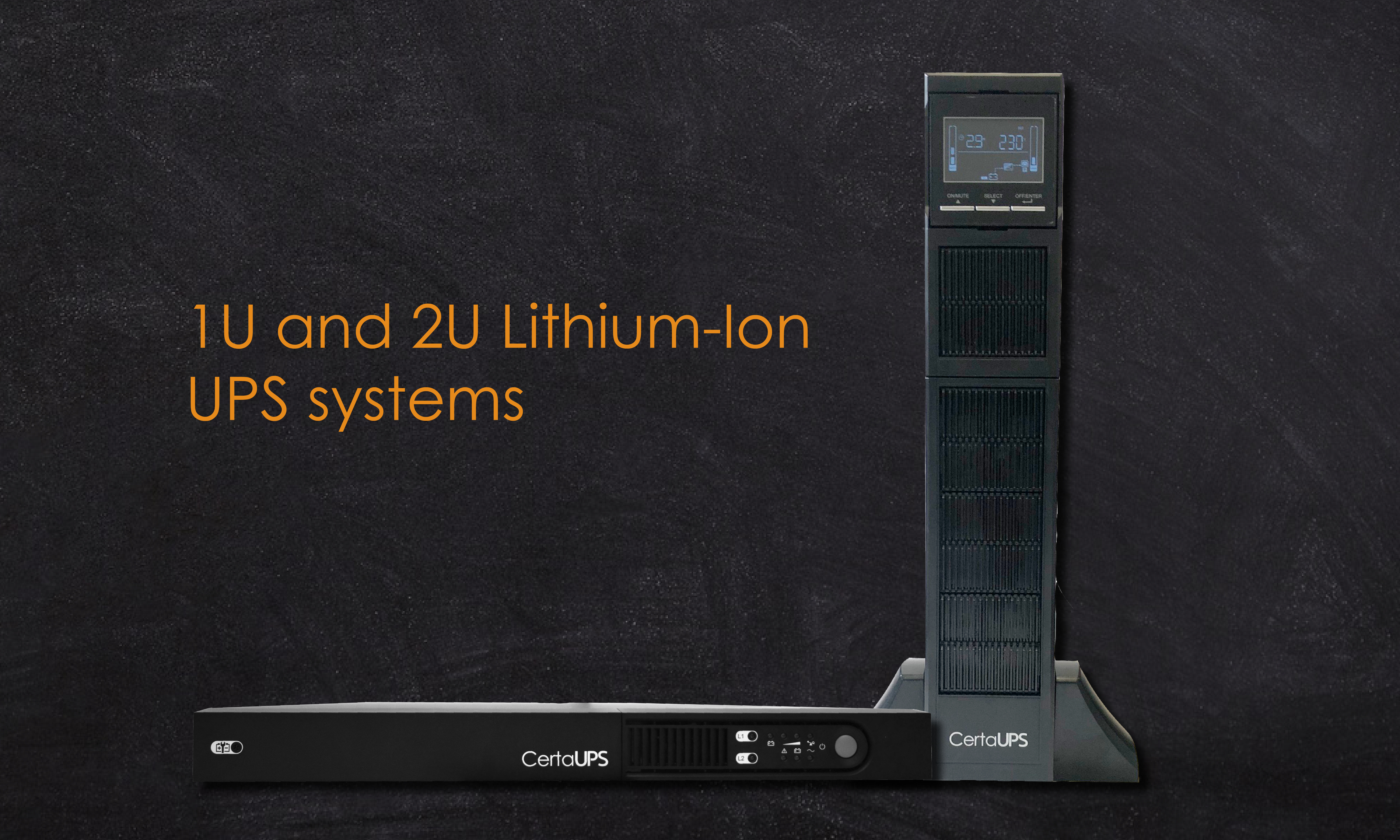 Lithium-ion editorial banner